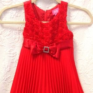 Girls Party Dress by Pinky